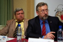 Nikolay Kryukov and Valery Kirillov, Samara, 21 May 2011